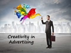 Unlimited Creativity in the Advertising Business