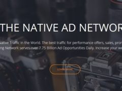 Ad Networks that Provide Native Ad Formats