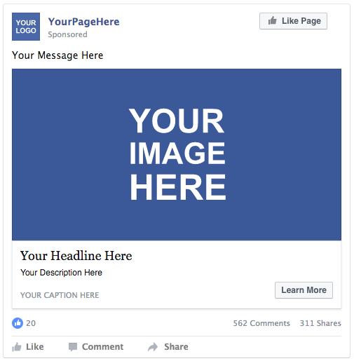 3 Facebook Ads Design Secrets to Attract Audience Attention 1