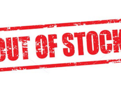 5 Causes of Out of Stock of Goods and How to Overcome Them