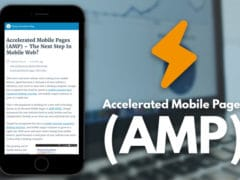 Increase your SEO with AMP