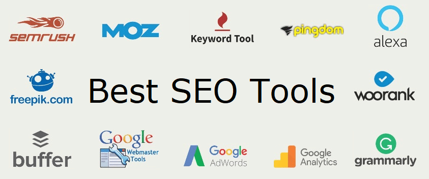 Recommended best SEO Tools for keyword research