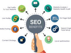 SEO Benefits for Your Website and Online Business