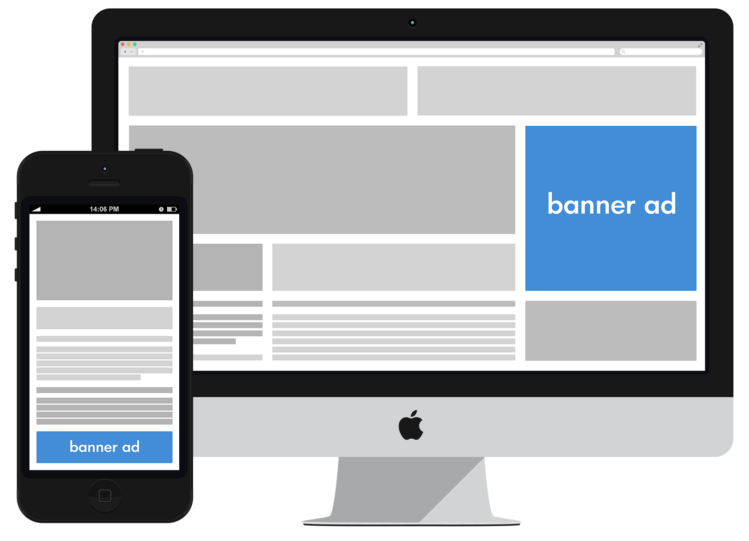 Image result for buy banners ads
